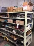 Shelf and assorted hardware