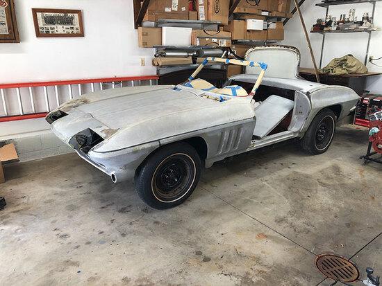 1965 Corvette - Parts - Tools - 17806 - Jack