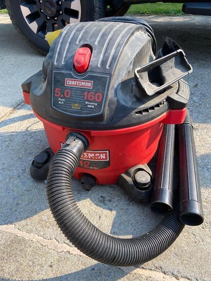 Craftsman 12 Gallon Shop Vac