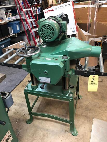 1997 Grizzly 15 inch planer model G1021