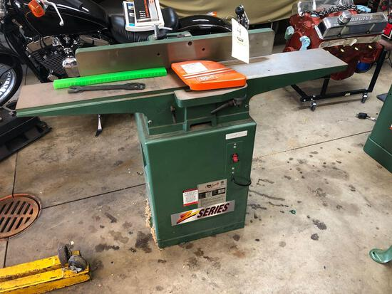 1997 Grizzly 6 inch jointer