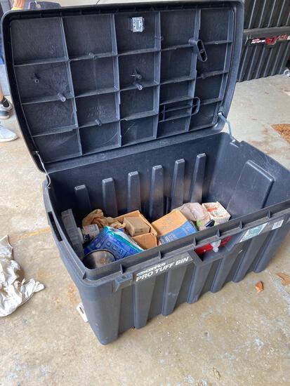 Contico Storage Box and Hardware