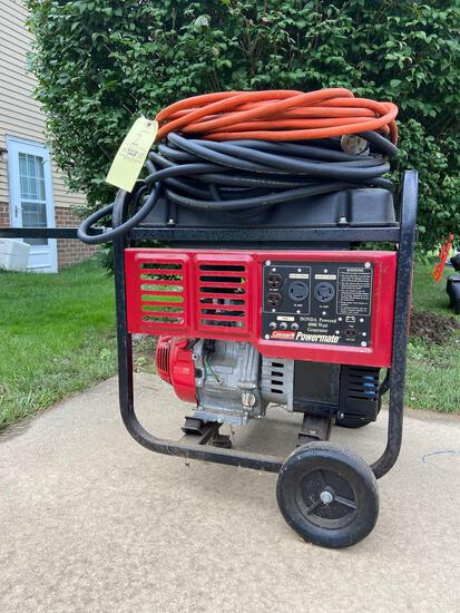 Coleman Powermate Generator