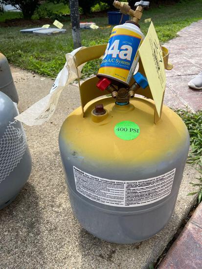 Refrigerant Tank