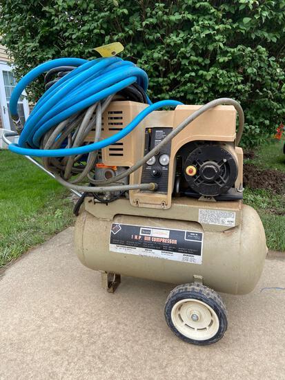 Craftsman 1 HP Air Compressor
