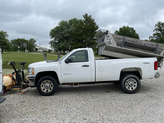 Greenhouse Eq. - Trucks - Tractor - 17830 - Jeff