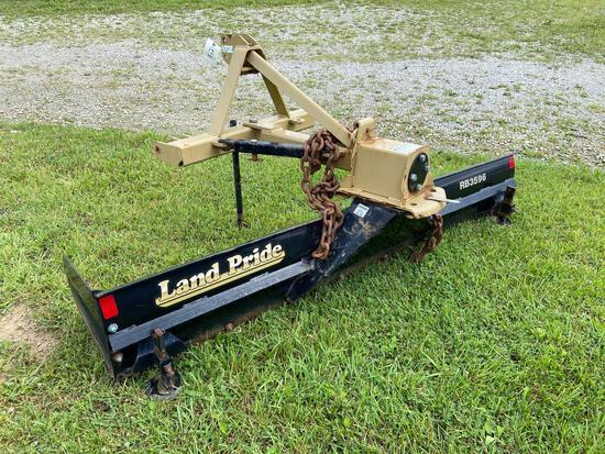 Land Pride 8 Foot Blade