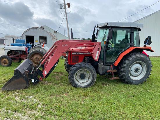 Massey Ferguson 471 Cab Tractor
