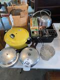 Pressure cookers - misc