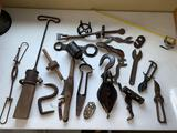 Early tools and hardware