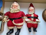 Early Santa dolls