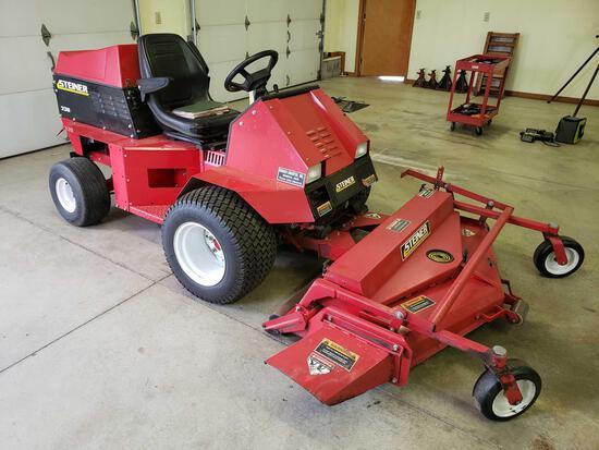 Steiner 230 mower