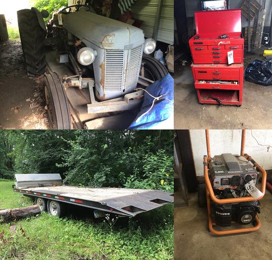 Tractors - Autos - Trailers - 17855 - Randy C