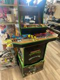 Ninja Turtles game console (may not work) screen included but not attatched