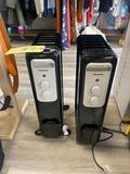 Radiation heaters
