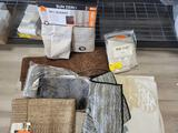 Sun Zero blackout curtains, rugs, tablecloth, stair pads
