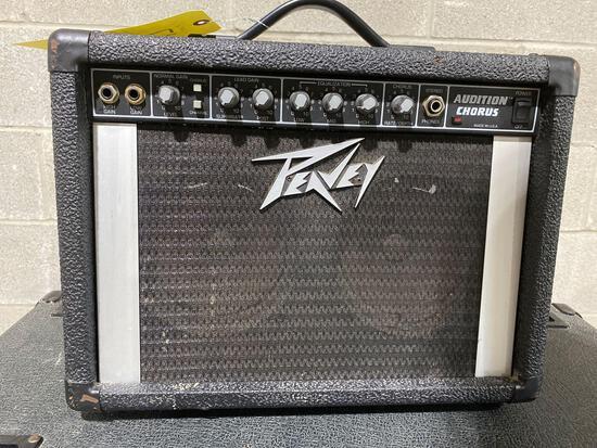 Peavey audition chorus guitar amp