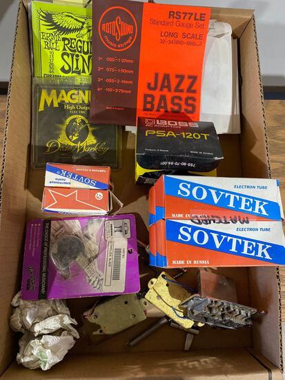 Guitar strings - sovtek electron tubes