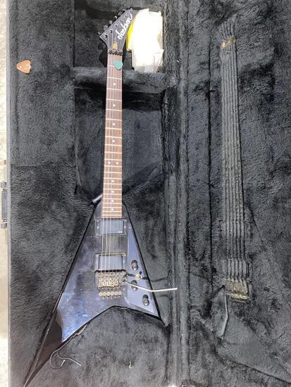 Jackson made in USA 6 string guitar