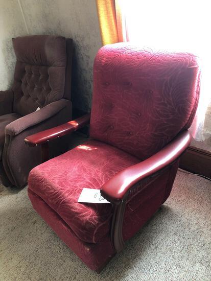 Nail Trim Arm Chair