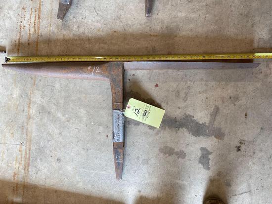No 901 Beakhorn stake