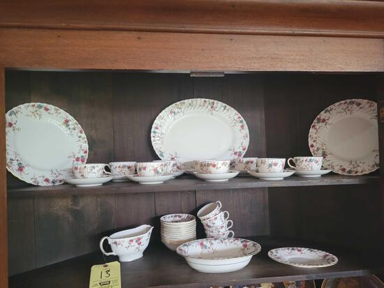 Minton ancestral bone china set