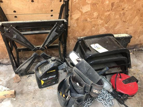 Miscellaneous tools and automotive equipment