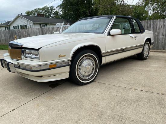 1990 Cadillac Eldorado 4.5 Port Fuel Injected V8