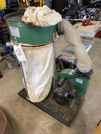 Central Machinery dust collector 70 gal. 2hp