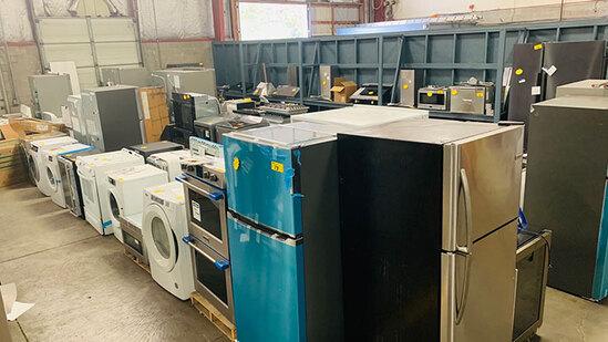 Appliance Auction - 18044 - Brooks
