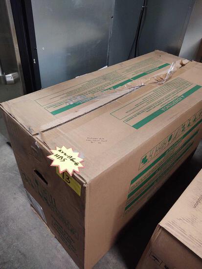 """KitchenAid 36"""" Wall Mount Hood Stainless Steel Model #KVWB606HBS"""
