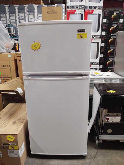 Crowley Refrigerator Model #CDR1812NW