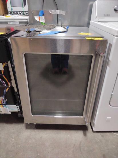 KitchenAid Mini/Wine Refrigerator Model #KURL304ESS01