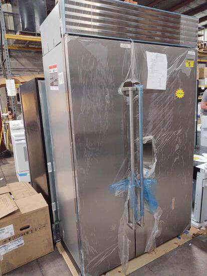 "Subzero 48"" Refrigerator Model #B148SDPH"