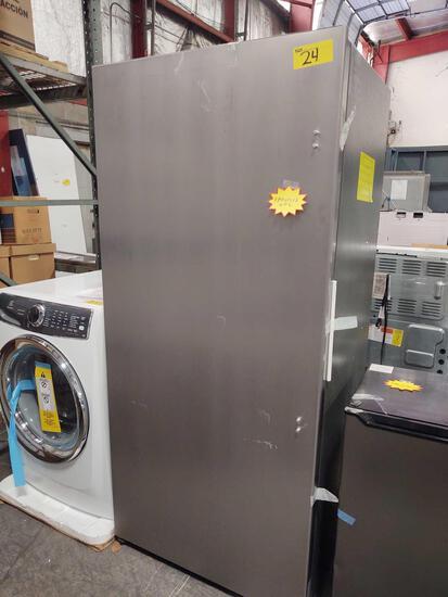 Frigidaire Stainless Steel Freezer Model #FPFU19F8WF2
