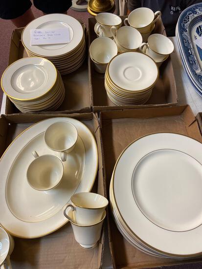 Royal Doulton romance bone china serving for 16