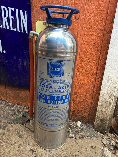 Alfco early fire extinguisher