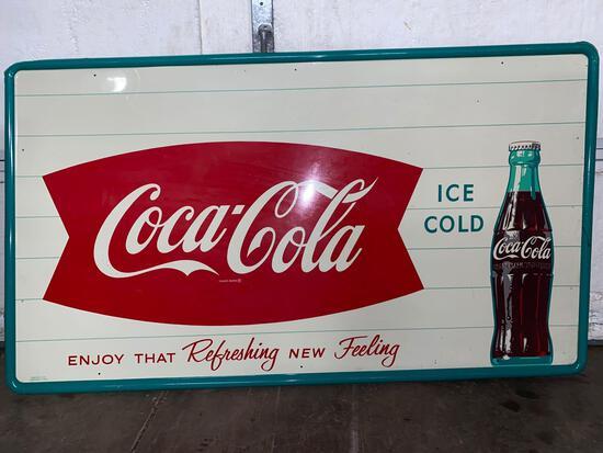 Nice Coca Cola sign