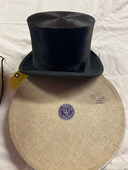 Masonic hat imported by Lora