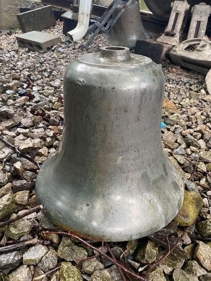 Rail Road bell Brass