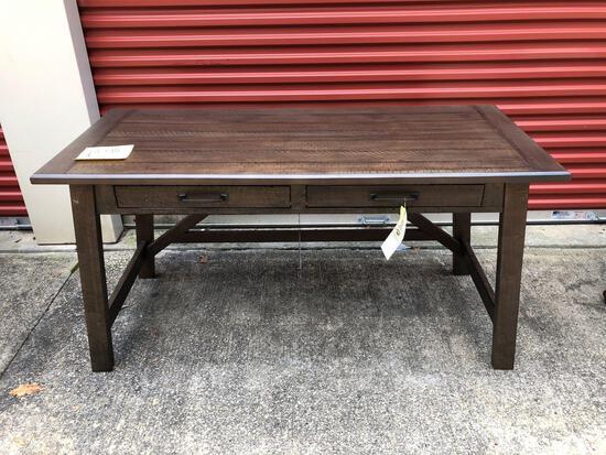 New Ashley Furniture 2-drawer desk (tax)