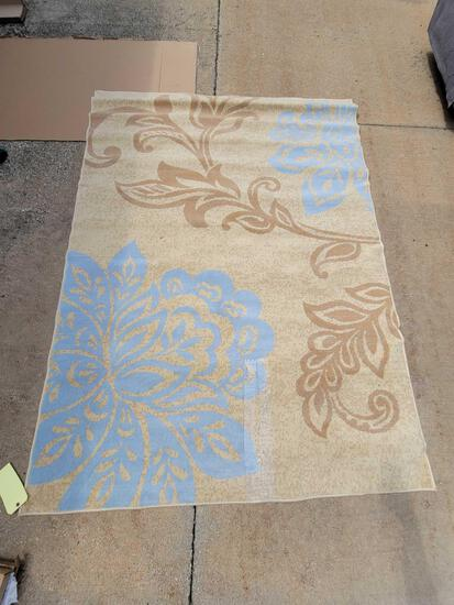 Dallas rug 5 ft. 3 in. x 7 ft. 2 in. (Tax)
