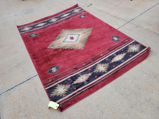 Hudson rug 5 ft. 3 in. x 7 ft. 6 in. (Tax)