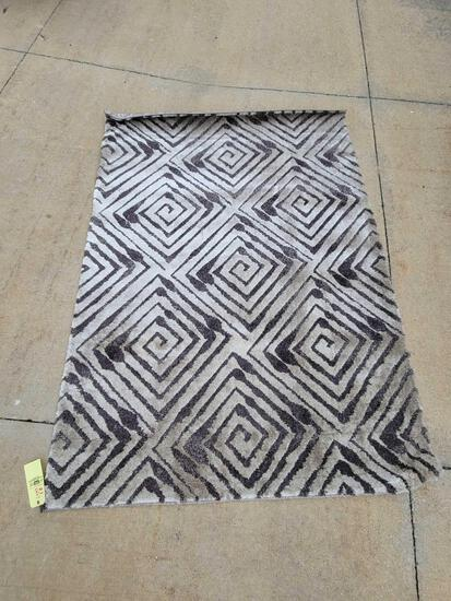Vernazza shag rug 5 ft. 2 in. x 7 ft. 3 in. (Tax)