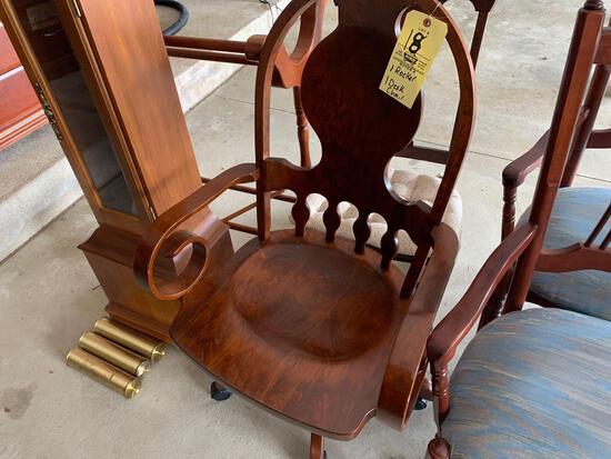 Rocking chair - desk chair