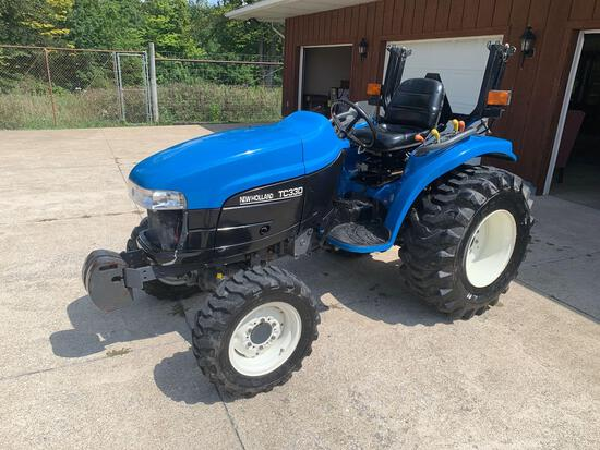 New Holland TC33D Compact Tractor