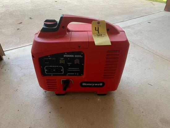 Honeywell 2000i Inverter Generator
