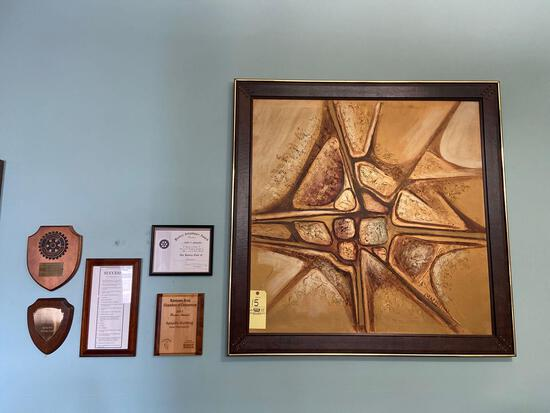 4 Ft. x 4 Ft. Picture Frame