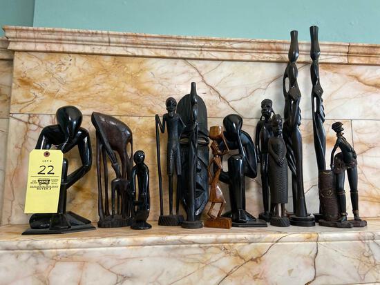 Tribal Figurines