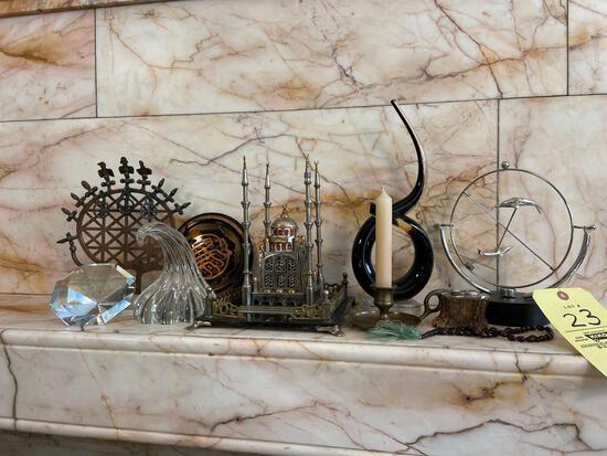 Glassware and Decor